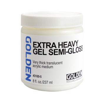 Golden Extra Heavy Gel Mediums