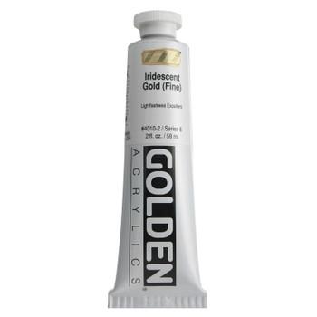 Golden Interference Heavy Body Acrylics, 2 oz