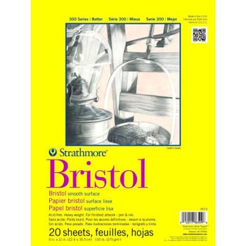 Strathmore 300 Series Bristol Pad