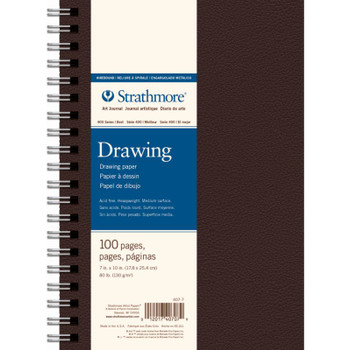 Strathmore 400 Series Drawing Art Journal