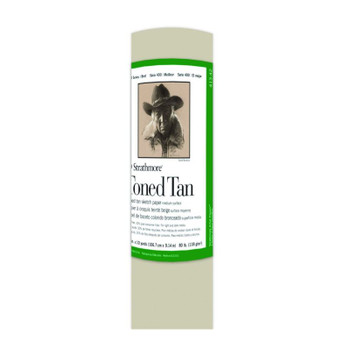 Strathmore 400 Series Toned Tan Roll