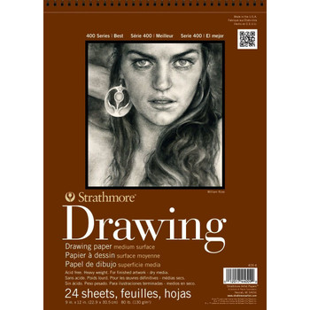 Strathmore 400 Drawing Pads