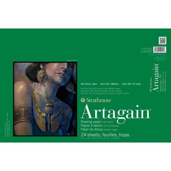 Strathmore Artagain Black Drawing Pad