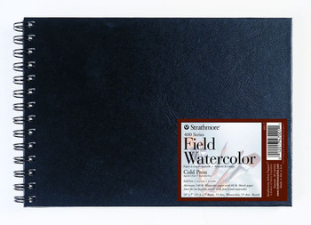 """Strathmore 400 Series Field Watercolor Book, 7"""" x 10"""""""