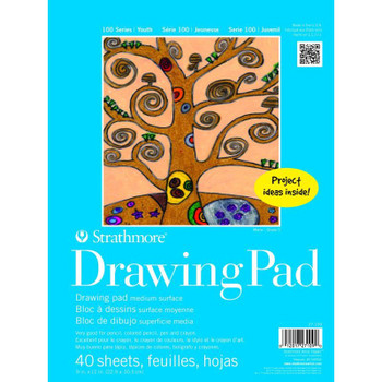 Strathmore 100 Series Kids Art Pads Drawing Pad