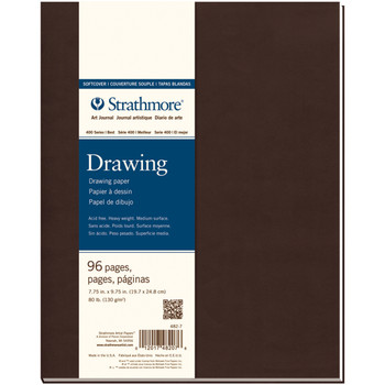 Strathmore Softcover Art Journal, Drawing