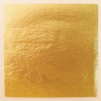 Simple Leaf Metallic Sheets Gold Simple Leaf