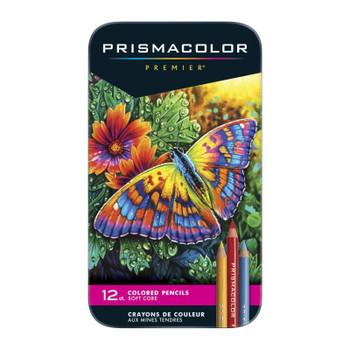 Prismacolor Colored Pencil Set of 12