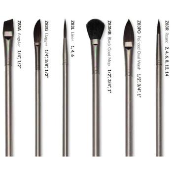 Zen 83 Watercolor Brushes