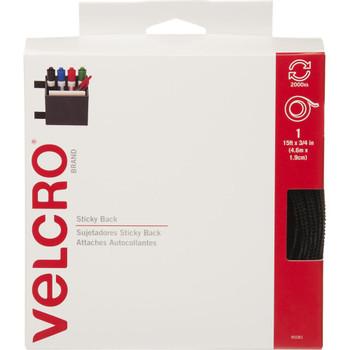 Velcro Sticky Back Roll 15'