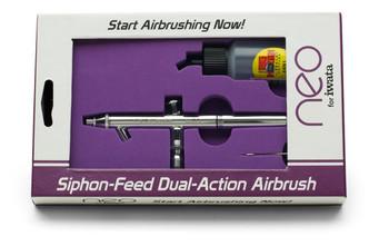 Iwata Neo Siphon-Feed Airbrush