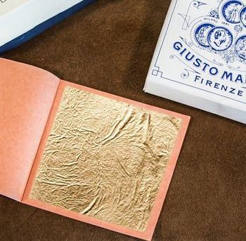 22K Patent Gold Leaf