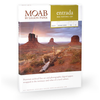 Moab Entrada Digital Rag Paper