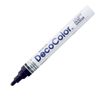 DecoColor Paint Marker Broad Point