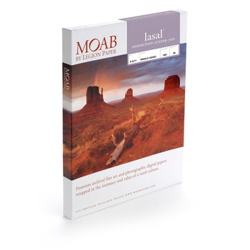 Moab Lasal Photo Paper Exhibition Luster 300
