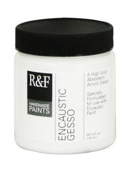 R&F Encaustic Gesso