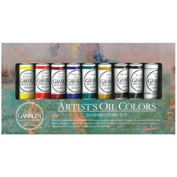 Gamblin Artist's Oil Introductory Set