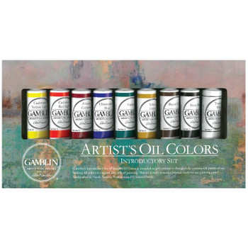 Gamblin Artist's Oil Introductory Set