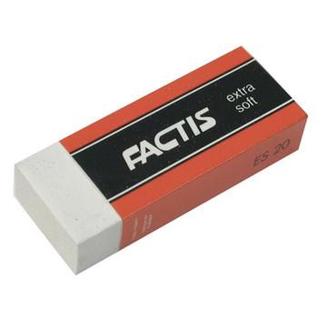 Factis Extra Soft Vinyl Eraser