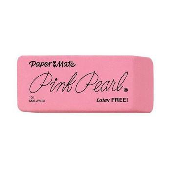Pink Pearl Eraser