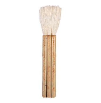 "Pipe Handle Hake Brushes, 1"""