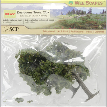 Deciduous Trees 2-pack
