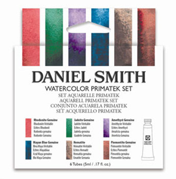 Daniel Smith Introductory Watercolor Sets - PrimaTek Colors