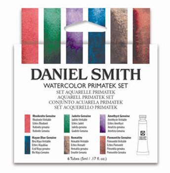 Daniel Smith Introductory Watercolor Sets - PrimaTek Colors