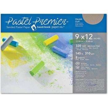Premier Sanded Pastel Paper Pack