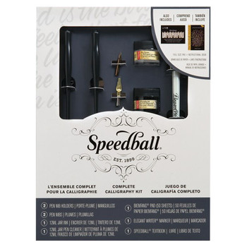 Speedball, Complete Calligraphy Kit