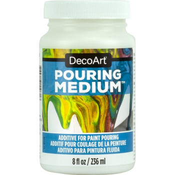 DecoArt Pouring Medium, 8 ounce
