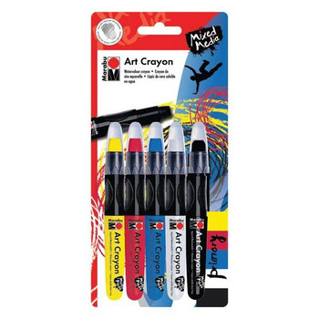 Art Crayons, Primary Set