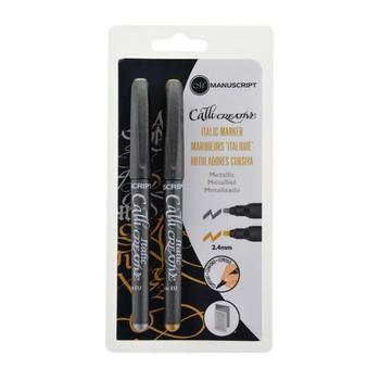 Callicreative Metallic Marker Set