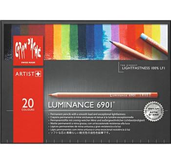 Luminance Color Pencil Sets