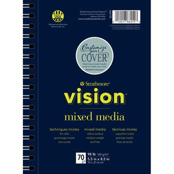 Vision Mixed Media Pads
