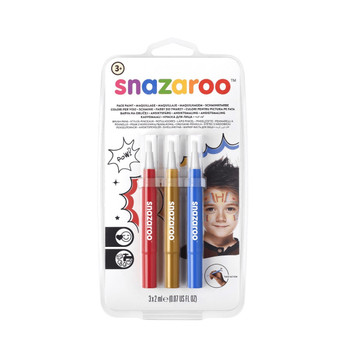 Snazaroo Brush Pen Set: Adventure