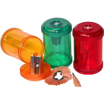Kum 1-hole Sharpener with Barrel