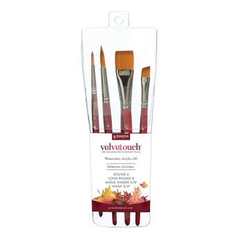 VelveTouch Brush Set