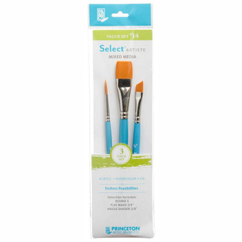 Select Brush Set of 3