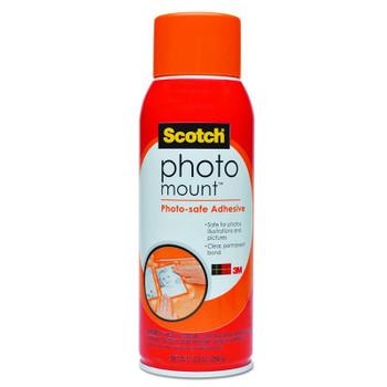 Photo Mount Spray Adhesive, 10.3oz