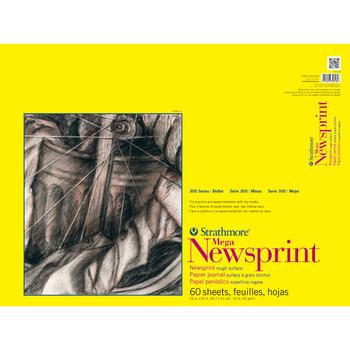 """300 Series Newsprint Pad, 18"""" x 24"""""""