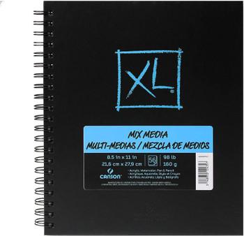 XL Mixed Media Books