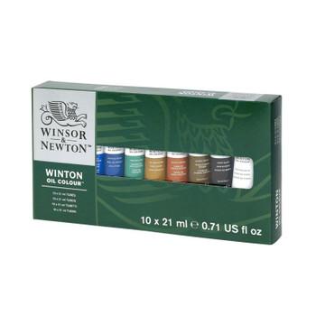 Winton Oil Colors, Basic Set
