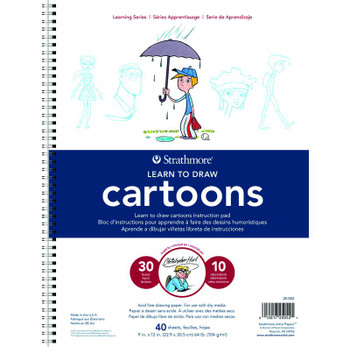 Learn to Draw Cartoons