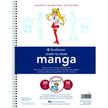Learn To Draw Manga