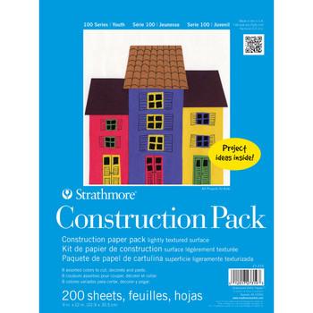 Construction Paper, 200 sheets