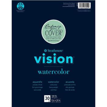 Vision Watercolor Pads