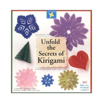 Unfold the Secrets of Kirigami Box Kit