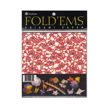 Origami Paper Pack, Yuzen