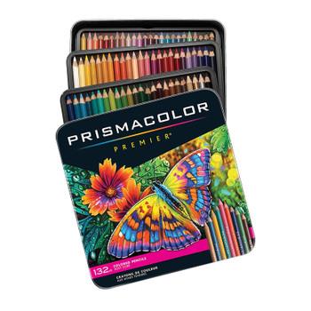 Prismacolor Pencil Set, 132 Colors
